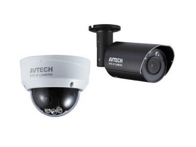 AVtechのネットワークカメラシステムは防犯上有効なの?
