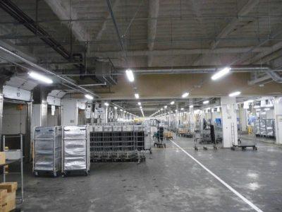 工場に防犯監視カメラを設置して大きなメリットが!
