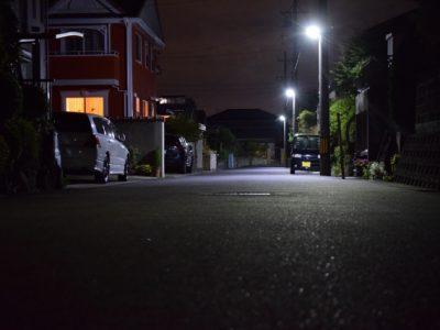 セキュリティのトレンドは街頭防犯カメラです