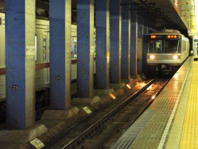 地下鉄に防犯カメラが続々設置されています