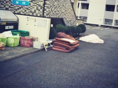責任の所在を!ゴミ捨て場に必要な防犯監視カメラ!