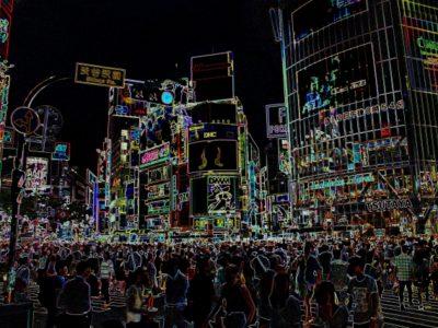 防犯監視カメラの威力を示した渋谷軽トラハロウィン事件